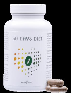 30 Days Diet DAS GEHEIMWISSEN DER SCHNELLEN UND EFFEKTIVEN FETTVERBRENNUNG